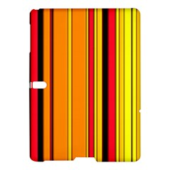 Hot Stripes Fire Samsung Galaxy Tab S (10.5 ) Hardshell Case