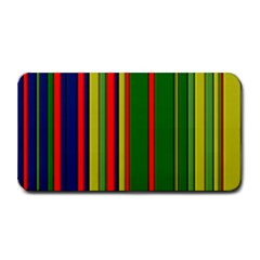 Hot Stripes Grenn Blue Medium Bar Mats