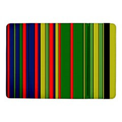 Hot Stripes Grenn Blue Samsung Galaxy Tab Pro 10 1  Flip Case