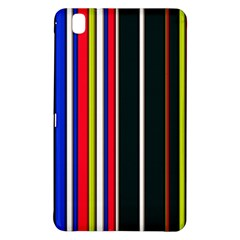 Hot Stripes Red Blue Samsung Galaxy Tab Pro 8 4 Hardshell Case