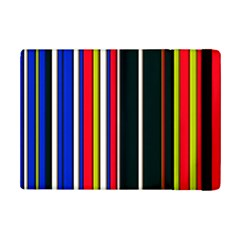 Hot Stripes Red Blue Ipad Mini 2 Flip Cases