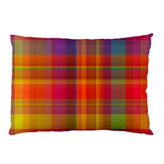 Plaid, Hot Pillow Cases (Two Sides)
