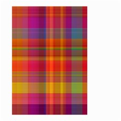 Plaid, Hot Small Garden Flag (Two Sides)