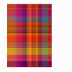 Plaid, Hot Large Garden Flag (two Sides)