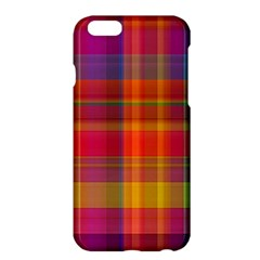 Plaid, Hot Apple Iphone 6/6s Plus Hardshell Case