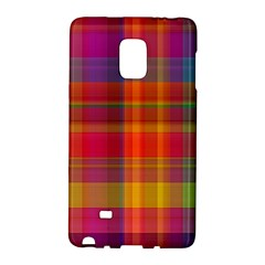 Plaid, Hot Galaxy Note Edge