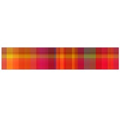 Plaid, Hot Flano Scarf (Large)