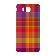 Plaid, Hot Samsung Galaxy Alpha Hardshell Back Case