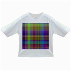 Plaid, Cool Infant/Toddler T-Shirts