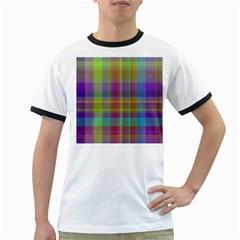 Plaid, Cool Ringer T-Shirts