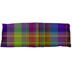 Plaid, Cool Body Pillow Cases (Dakimakura)