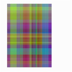 Plaid, Cool Large Garden Flag (two Sides)
