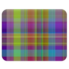 Plaid, Cool Double Sided Flano Blanket (medium)