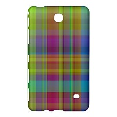 Plaid, Cool Samsung Galaxy Tab 4 (7 ) Hardshell Case