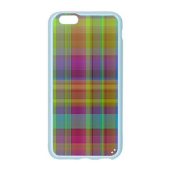 Plaid, Cool Apple Seamless iPhone 6 Case (Color)