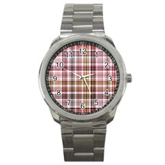 Plaid, Candy Sport Metal Watches