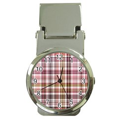 Plaid, Candy Money Clip Watches