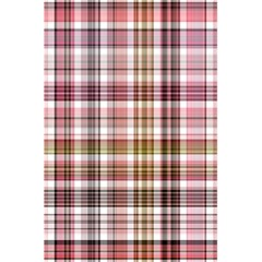 Plaid, Candy 5 5  X 8 5  Notebooks