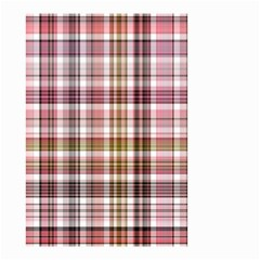 Plaid, Candy Small Garden Flag (Two Sides)