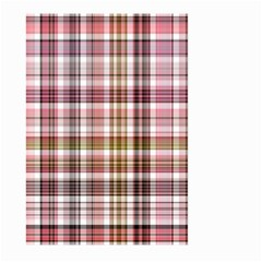 Plaid, Candy Large Garden Flag (two Sides)
