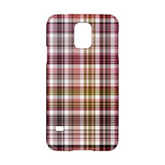 Plaid, Candy Samsung Galaxy S5 Hardshell Case