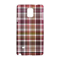Plaid, Candy Samsung Galaxy Note 4 Hardshell Case