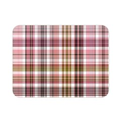Plaid, Candy Double Sided Flano Blanket (mini)