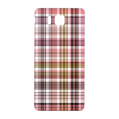 Plaid, Candy Samsung Galaxy Alpha Hardshell Back Case