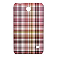 Plaid, Candy Samsung Galaxy Tab 4 (7 ) Hardshell Case