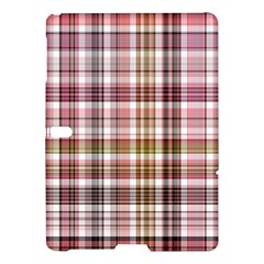 Plaid, Candy Samsung Galaxy Tab S (10.5 ) Hardshell Case