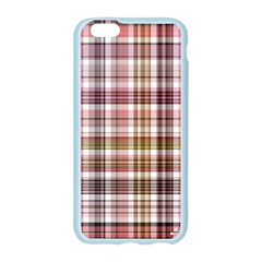Plaid, Candy Apple Seamless iPhone 6 Case (Color)