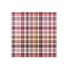 Plaid, Candy Satin Bandana Scarf