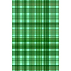 Plaid Forest 5.5  x 8.5  Notebooks
