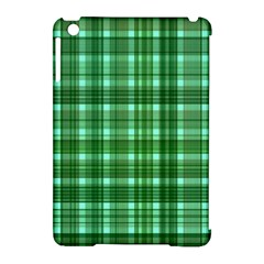 Plaid Forest Apple Ipad Mini Hardshell Case (compatible With Smart Cover)
