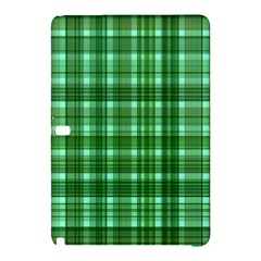 Plaid Forest Samsung Galaxy Tab Pro 10 1 Hardshell Case