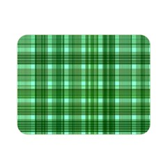 Plaid Forest Double Sided Flano Blanket (Mini)