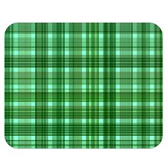 Plaid Forest Double Sided Flano Blanket (medium)