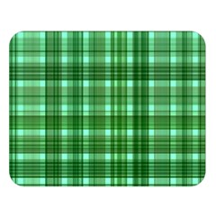 Plaid Forest Double Sided Flano Blanket (Large)