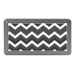 Chevron Dark Gray Memory Card Reader (Mini)