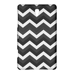 Chevron Dark Gray Samsung Galaxy Tab S (8.4 ) Hardshell Case