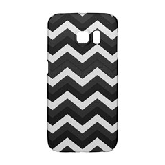 Chevron Dark Gray Galaxy S6 Edge