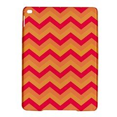 Chevron Peach Ipad Air 2 Hardshell Cases