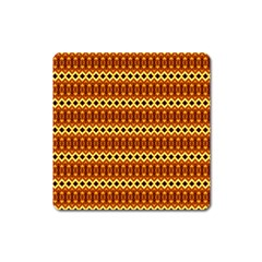 Cute Seamless Tile Pattern Gifts Square Magnet