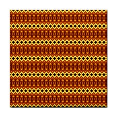 Cute Seamless Tile Pattern Gifts Face Towel