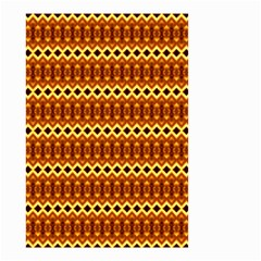 Cute Seamless Tile Pattern Gifts Small Garden Flag (Two Sides)