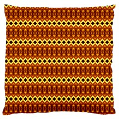 Cute Seamless Tile Pattern Gifts Standard Flano Cushion Cases (one Side)