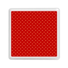 Cute Seamless Tile Pattern Gifts Memory Card Reader (square)
