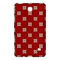 Cute Seamless Tile Pattern Gifts Samsung Galaxy Tab 4 (7 ) Hardshell Case