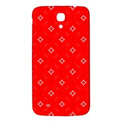Cute Seamless Tile Pattern Gifts Samsung Galaxy Mega I9200 Hardshell Back Case