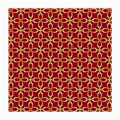Cute Seamless Tile Pattern Gifts Medium Glasses Cloth